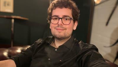 Flurin Alexander-Urech, Gemeinderatskandidat. (Bild: PD)
