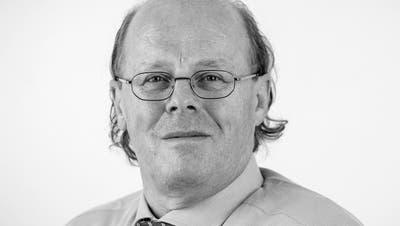 Stadtredaktor Reto Voneschen. (Bild: Hanspeter Schiess)