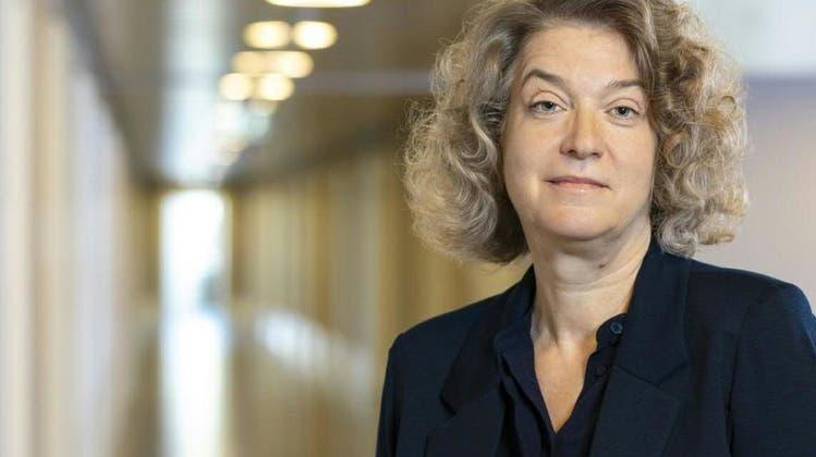Neuer Job für Erste Staatsanwältin: Angela Weirich wird Generalsekretärin der Baselbieter Sicherheitsdirektion