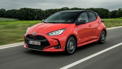Toyota Yaris Hybrid. (Bild: HO)