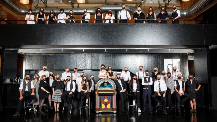 Mixed-up Chor probt weiter für Chill Out-Projekt