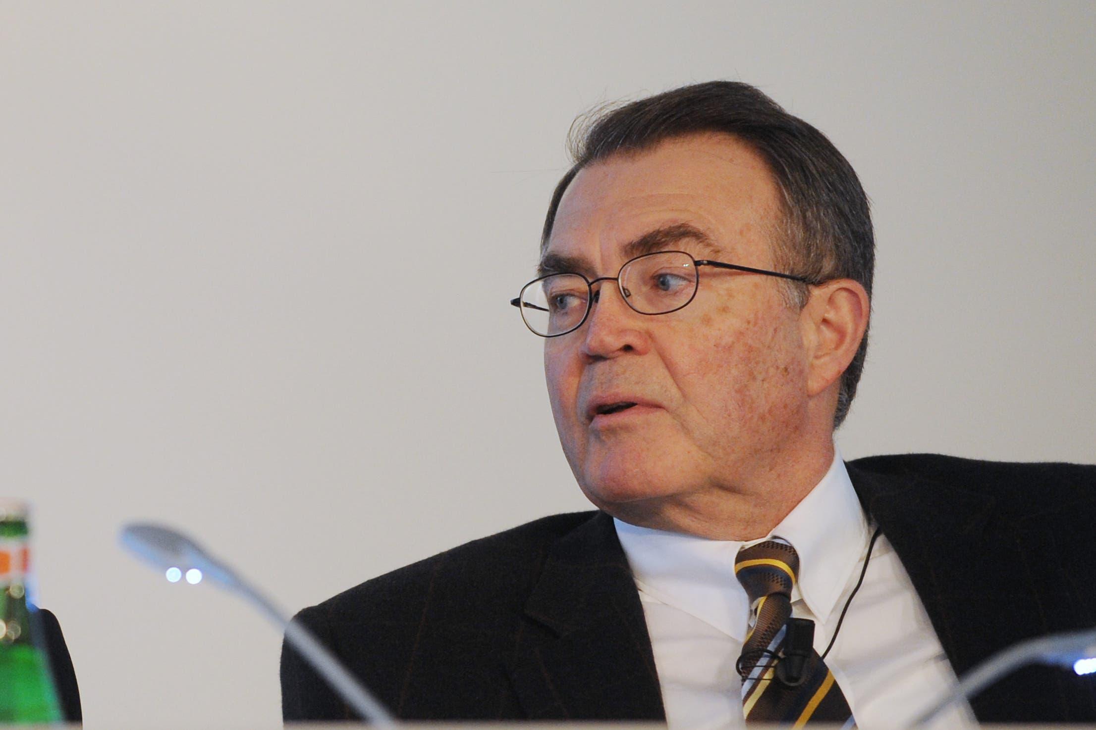 Seine Familie ist neu die reichste der Zentralschweiz: Schindler-Patron Alfred N. Schindler.