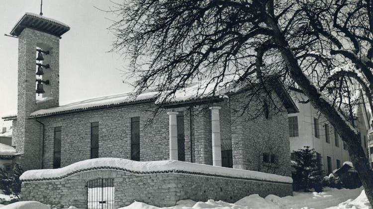 Der Waffenhändler Emil Bührle hinterliess auch eine Kirche und ein Hotel