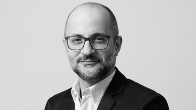 David Scarano, Redaktionsleiter «Appenzeller Zeitung» (Bild: Benjamin Manser)