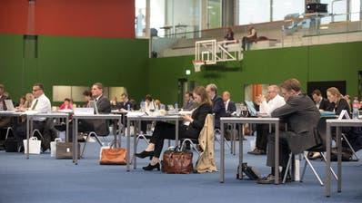 Das beschloss das Kantonsparlament an der Novembersitzung 2020