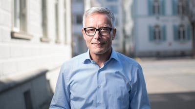 Für den Herisauer Gemeindepräsidenten Kurt Geser sind die Herausforderungen mit der Coronapandemie noch gewachsen. (Bild: Benjamin Manser (Herisau, 22. März 2019))