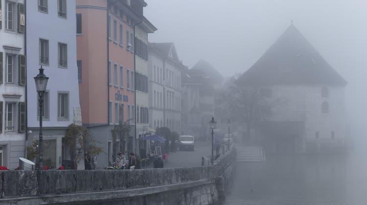 Wann wird man zum Nebelflüsterer?