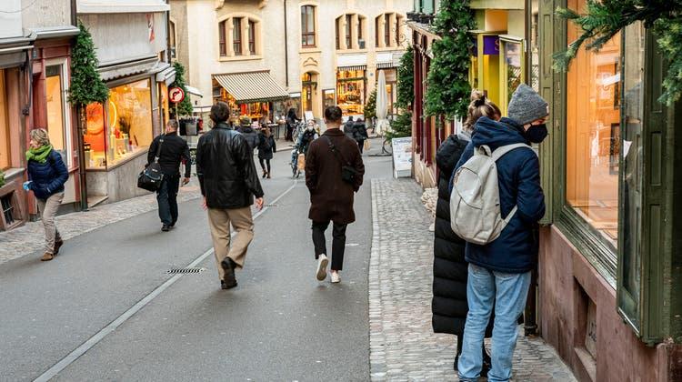 Kleine Läden in Basel widersetzen sich: «Black Friday ist ein schwarzer Tag für die Umwelt»