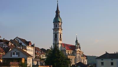 Die katholische Kirche St. Nikolaus in Frauenfeld. ((Bild: PD))