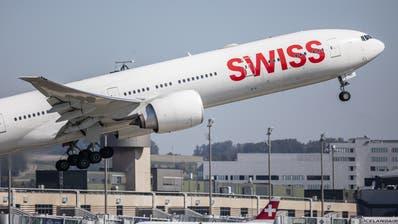 Die Swiss setzt mit dem «Commonpass» auf eine neue App aus Genf. (Christian Merz / KEYSTONE)