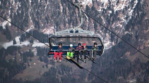 Die Ostschweizer Bahnenbetreiberblicken mit gutem Gefühl auf den kommenden Winter. (Bild: Benjamin Manser)