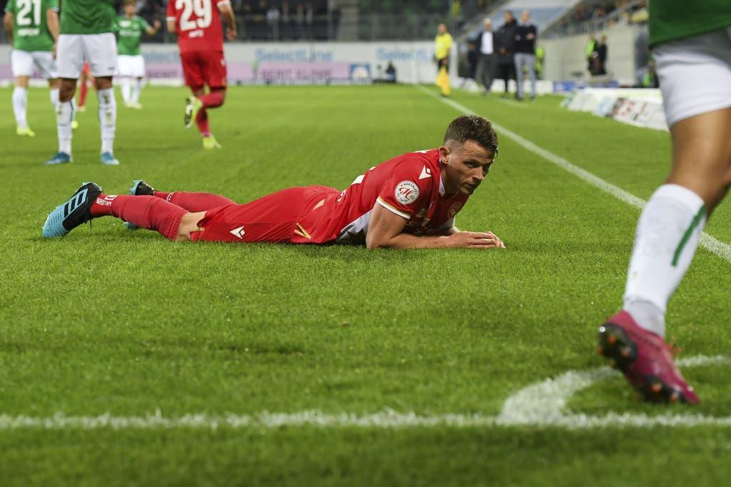 Diese Spieler sind derzeit vereinslos: Stefan Glarner (33 Jahre alt, zuletzt beim FC Thun, 272 Partien in der Super League, 54 in der Challenge League).