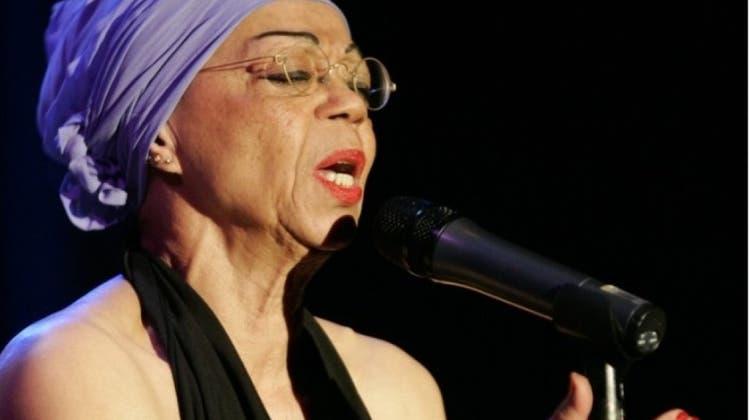 Jazz-Sängerin und Tänzerin Othella Dallas verstorben