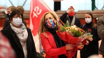 Maria Pappa ist erste Stadtpräsidentin von St.Gallen, Mathias Gabathuler schafft die Wahl in den Stadtrat – die Resultate und Reaktionen