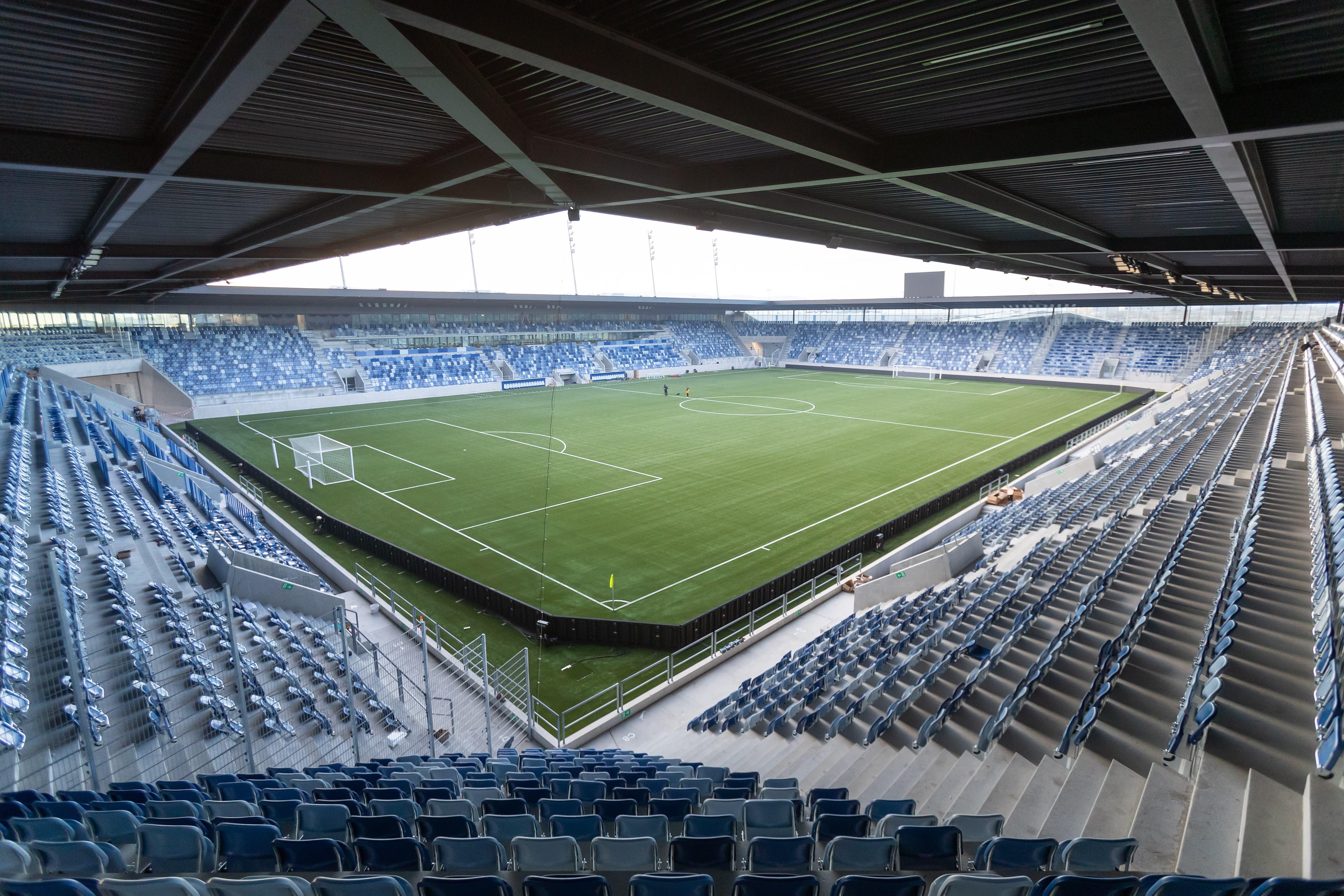 Das neue Stadion soll für LS eine neue Ära einläuten.