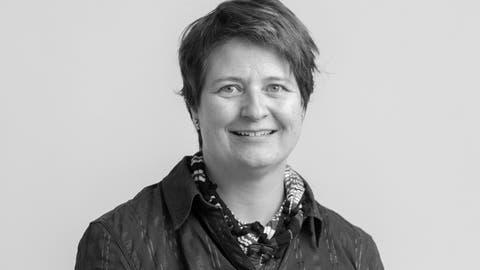 Sabine Camedda, Redaktorin. (Bild: Urs Jaudas)