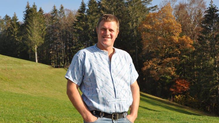 Ueli Roth-Wittenwiler ist mit einem grossen Vorsprung in den Gemeinderat von Ebnat-Kappel gewählt worden. (Bild: Sabine Camedda)