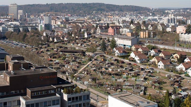 Thurgauerstrasse erhält nun definitiv neuen Quartierteil – inklusive fünf Hochhäusern
