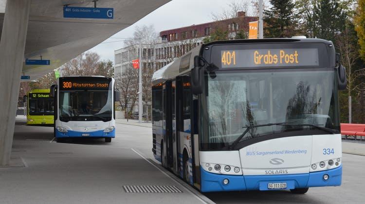 Der Fahrplan bleibt bis auf die Nachtverbindungen weiterhin unverändert. (Bild: Michael Braun)