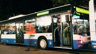 Nachtbusse und Nachtzüge fahren wegen Corona bis auf Weiteres nicht