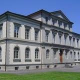 Das Schulhaus Bild in Altstätten. (Bild: PD)