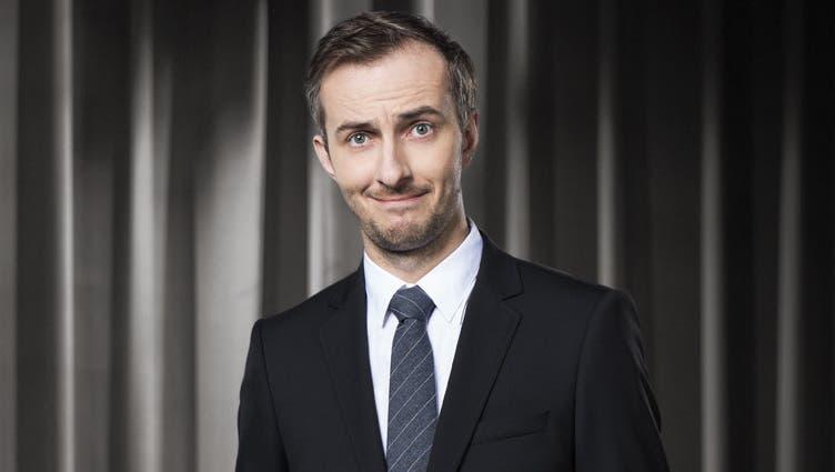 Hat einen neuen Platz im Zweiten Deutschen Fernsehen: Jan Böhmermann (Bild: Ben Knabe/ZDF)