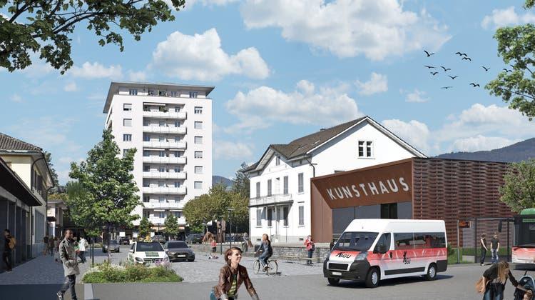 72 Prozent Ja-Stimmen für Neugestaltung des Bahnhofplatzes – Baubeginn voraussichtlich im Jahr 2022