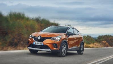 Renault Captur. (Bild: HO)