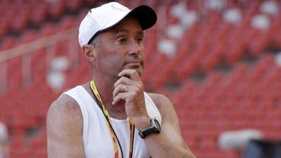 Alberto Salazar, während zwei Jahrzehnten der erfolgreichste Trainer der Leichtathletik. (Kin Cheung / AP)