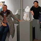 Ewiger Stein, flüchtiges Sein: Im Frauenfelder Eisenwerk endet die Ausstellung der Werke von Künstlerin Karin Reichmuth