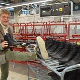 Karl Müller will nun mehr Zeit mit der Familie und seinen zehn Enkelkindern verbringen. (PD)