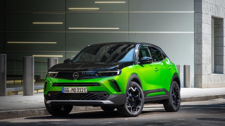 Opel Mokka-e (Bild: HO)