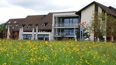 Blick auf das Alterswohnheim Meierhöfli in Sempach. (Bild. PD)
