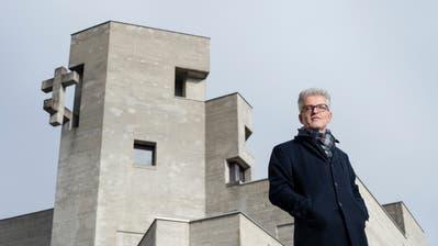 Bunker oder Beton-Skulptur? Die Luzerner Johanneskirche feiert den 50. Geburtstag