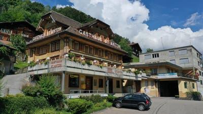 Der Dorfladen im St. Anton ist das letzte Lebensmittelgeschäft in Spiringen. (Bild: Franz Imholz (Spiringen, 23. Juli 2020))