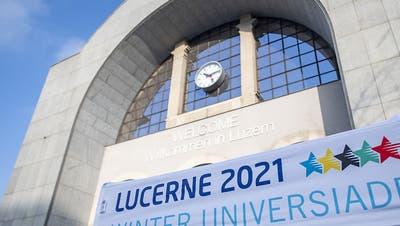 Winter-Universiade 2021 in den Dezember verschoben