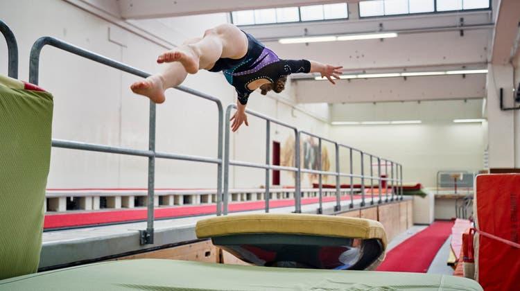 Aargauer Turnverband wehrt sich gegen Generalverdacht: «Manchmal sagen Eltern, wir sollen strenger sein»