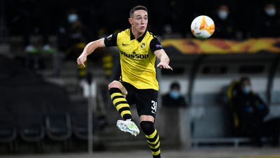 Silvan Hefti absolvierte 170 Pflichtspiele für St.Gallen, seit dieser Saison gehört er den Young Boys. (Urs Lindt / freshfocus)