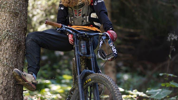 Extremsportlerin Nina Vogelsanger: «Downhill heisst für mich Freiheit»