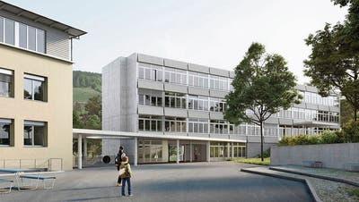 50 Meter breit, 20 Meter hoch: Reichen Anwohner Beschwerde gegen Schulhaus-Neubau ein?