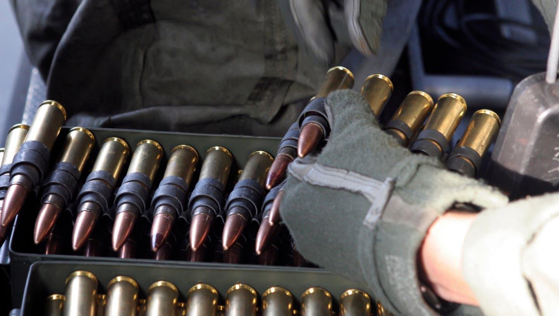 Klassisches Beispiel: Munition zählt als Kriegsmaterial. (Bild: Getty)