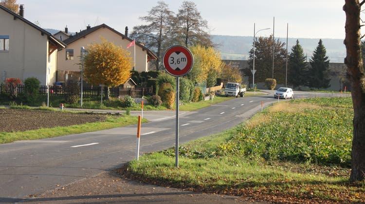Renaturierung für den Lochbach, weniger Platz für die Strasse