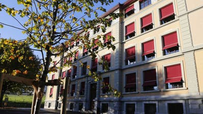 Das Kirchbühl-Schulhaus. (Bild: Stadt Kriens)