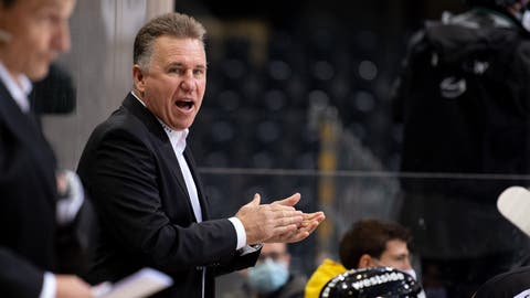 Ist schon wieder weg beim SC Bern: Der ehemalige TrainerDon Nachbau. (Claudio De Capitani / freshfocus)