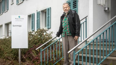 Manfred Göldi besucht gerne seine Schwester in Zürich. (Bild: Arthur Gamsa)