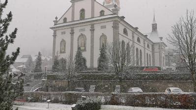Pünktlich zum ersten Dezember – Schnee bis in die Niederungen