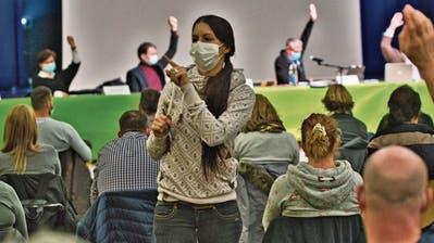 Viel Diskussionsbedarf an der Schulgemeindeversammlung im Pentorama – Schulbürger drücken ihr Missfallen in Petition aus