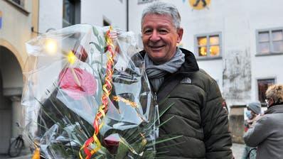 Am Sonntag wurde Hans Mäder (CVP) als Stadtpräsident gewählt, bereits in der kommenden Woche dürfte er seine erste Sitzung leiten. (Bild: Olaf Kühne)