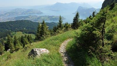 Den Anerkennungspreis der Albert-Koechlin-Stiftung für den Samariterverband Unterwalden über 15'000 Franken nahmen stellvertretendRoland Zeidler und Sonja Wiget entgegen. (Bild: PD)