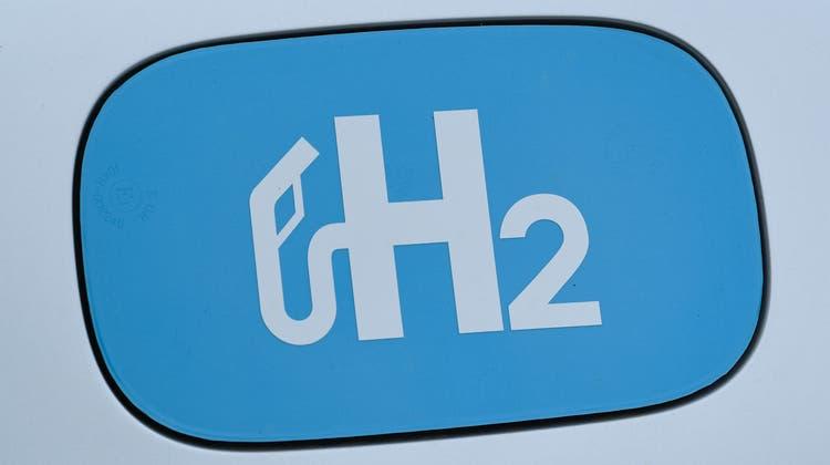 Sieben Schweizer Energieunternehmen wollen die Produktion von CO2-neutralem Wasserstoff fördern. (Keystone)